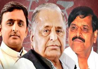 The crucial meeting at party headquarters have Akhilesh- India Tv