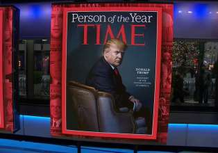 Donald Trump, TIME magazine, Person of the Year, N- India Tv