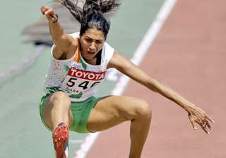 Olympic silver for Anju Bobby George 13 years...