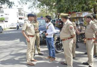 'Anti-Romeo' drive backfires: Three UP cops...