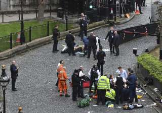 The attack in London came exactly a year after...