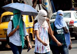 Bhira in Maharashtra records 46.5 degrees - India...