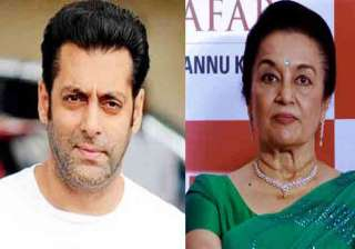 Salman to launch veteran actress Asha Parekh's...