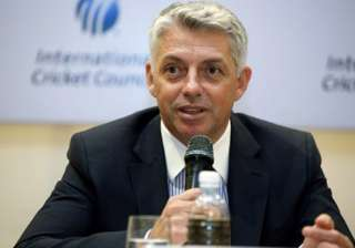 ICC, Dave Richardson, Olympic Games, Cricket - India TV