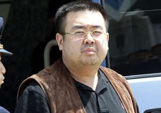 File pic of Kim Jong Nam - India TV
