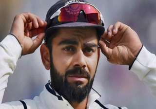 Virat Kohli has elements of Ricky and myself in...
