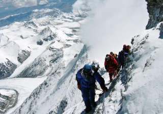 Indian Navy, Mt Everest - India TV