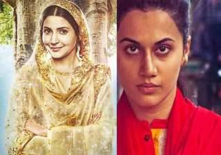 Phillauri, naam shabana, anarkali of arrah - India TV