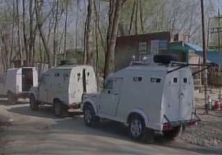Pulwama, Terrorists Killed, Srinagar, Encounter - India TV