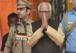 Ram Naik raises question over outgoing Speaker...