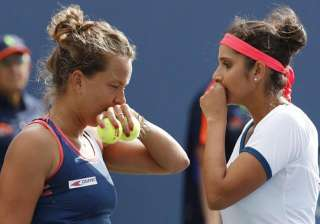 Sania Mirza, BarboraZahlavova Strycova, Quarter - India TV