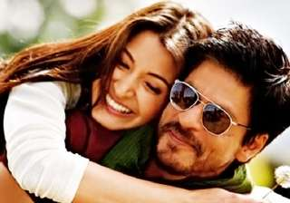 Anushka Sharma, Shah Rukh Khan - India TV