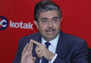 File pic of Uday Kotak - India TV