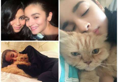 These 10 Instagram pictures of Alia Bhatt proves that she- India Tv