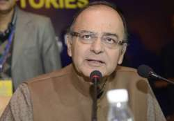all states in favour of early gst roll out arun jaitley