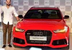 audi launches sports car rs6 avant priced at rs. 1.35 crore
