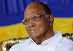telecom egom to be held within couple of days says pawar