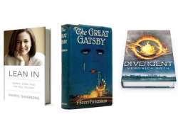 top 10 trending books in google us in 2013