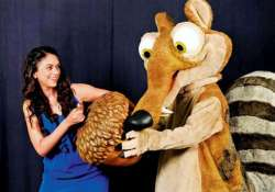 aditi rao hydari to sing for hollywood film ice age 4