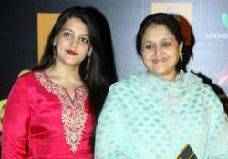 supriya pathak wants to work with daughter sanah