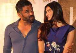 here s why athiya shetty hid her acting passion from dad