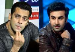 ranbir kapoor steps into salman khan s shoes for hum aapke