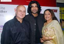 anupam kher wishes happiness and success to son sikander on