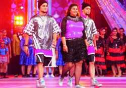 dancing not about being size zero dil se naachein