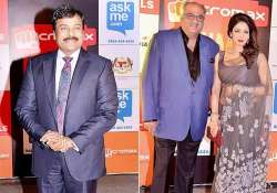 siima awards sridevi chiranjeevi tamannaah grace the red