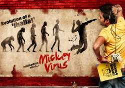 mickey virus movie review stay away from this virus