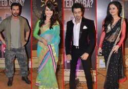 television stars shimmered at 6th boroplus gold awards view