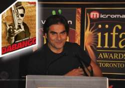 dabangg dominates iifa awards with six prizes
