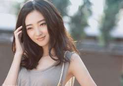 chinese actress denies having facelift