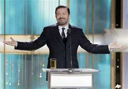 golden globe nominees ready for gervais wrath