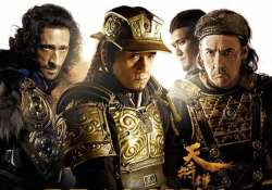 dragon blade movie review a chinese torture lost in