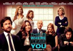 this is where i leave you movie review simple yet complex