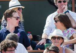 sophie hunter s family happy with her engagement to