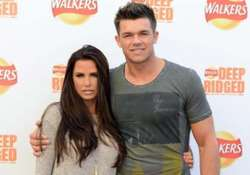katie price empty from inside penna