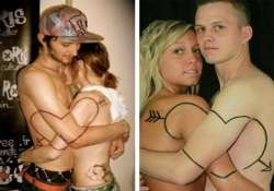 couples now opt for matching tattoos