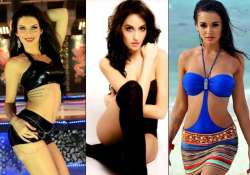 hot foreign babes making a splash in southern cinema