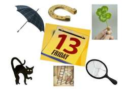 are superstitions your lucky charm