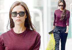 victoria beckham prefers relaxed dressing now