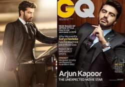 arjun kapoor on gq a dapper and proud actor