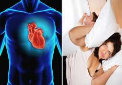 snoring gateway to greater heart risks