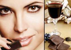 know how red wine dark chocolates can boost your memory see
