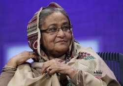 bangladesh will work with friendly india as before hasina