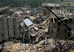 death toll in bangladesh collapse soars past 1 100