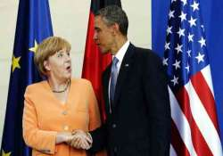 germany us agree on efforts to rebuild trust