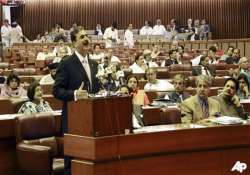 gilani says continuing to work with us may imperil govt