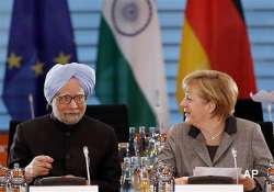 india and germany sign six new pacts